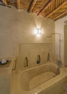 A bathroom at Caravan Serai