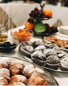 Завтрак для гостей Boutique Art Hotel