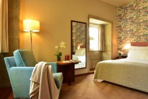 Гостиная зона в Pestana Vintage Porto Hotel & World Heritage Site