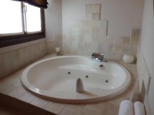 Un baño de Hotel Boutique & Spa El Privilegio