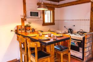 Una cocina o kitchenette en Inlandsis Aparts