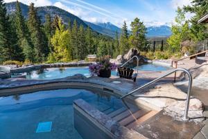 The swimming pool at or near The Hidden Ridge Resort