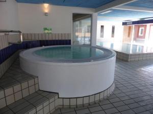 Swimmingpoolen hos eller tæt på Lemvig Feriecenter