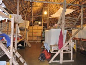 Fitnesscentret og/eller fitnessfaciliteterne på Spicy Pai Backpackers