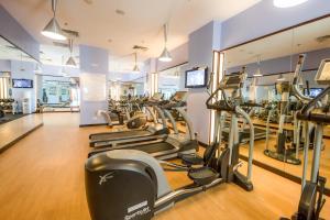 Salle ou équipements de sports de l'établissement Hotel Novotel Nha Trang