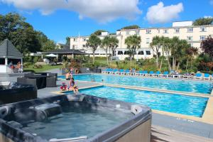 The swimming pool at or near Westhill Country Hotel