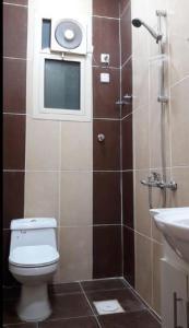 Um banheiro em Almamcha Hotel