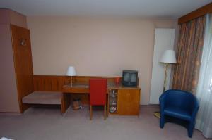 Гостиная зона в Hotel Le Cedre