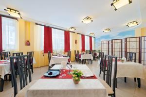 Ресторан / где поесть в Отель «Тибет»