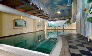 Бассейн в Hotel Randsbergerhof или поблизости