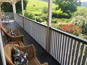A balcony or terrace at SOLVE Sanctuary