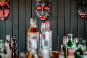 Drinks at Bom Bom Principe