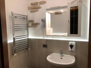 A bathroom at Garnì Villa Cecilia