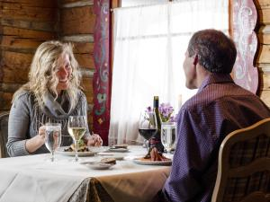 A restaurant or other place to eat at Ski Tip Lodge by Keystone Resort