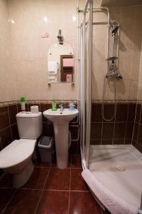 Ванная комната в Амулет на Большом