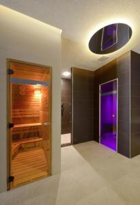Kúpele alebo wellness v ubytovaní Villa Gardenia