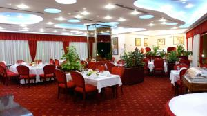 مطعم أو مكان آخر لتناول الطعام في فندق بيفاندا