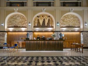 Restaurace v ubytování Grandezza Hotel Luxury Palace