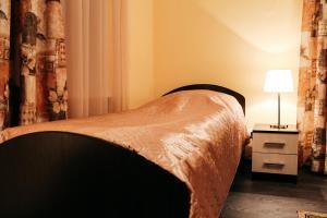 Кровать или кровати в номере Mini-Hotel Aquarel