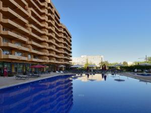 The swimming pool at or near Dom Pedro Portobelo
