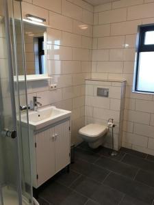 A bathroom at Fell Holiday Home