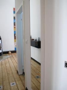 A bathroom at Apartment Miro