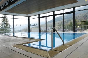 The swimming pool at or close to MyTirol