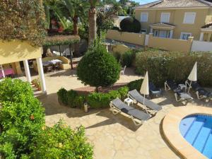 Vista de la piscina de Hotel Montemar o alrededores