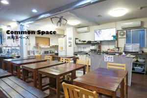 A restaurant or other place to eat at Hotel Raizan / Vacation STAY 9368