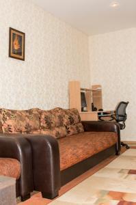 Гостиная зона в Трехкомнатные апартаменты на Гоголя