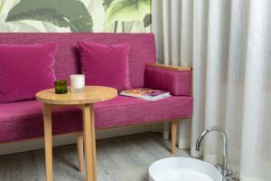 Zona de estar de The Charm Brighton Boutique Hotel & Spa