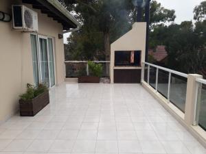 Un balcón o terraza en Rincón del golf