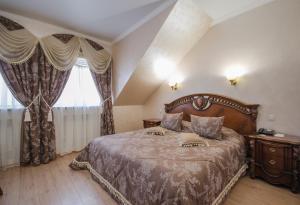 ツァリツィンスカヤ スロボダにあるベッド