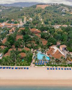 A bird's-eye view of Bo Phut Resort and Spa - SHA Plus