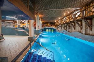 The swimming pool at or near Hotel Belvedere Resort&SPA