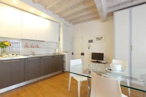 Una cocina o zona de cocina en Relais Martinez Florence