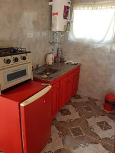 Una cocina o kitchenette en Las Casitas de Emilia