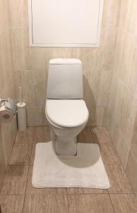 Ванная комната в Апартаменты на Большой Очаковской