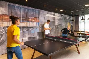 Table tennis facilities at ibis Le Havre Centre or nearby