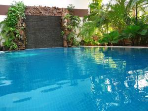 The swimming pool at or near Royal Bagan Hotel