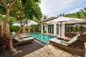 Бассейн в Amiana Resort Nha Trang или поблизости