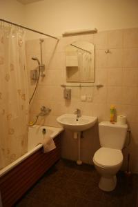 Kúpeľňa v ubytovaní Parks Guest House