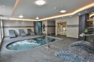 The swimming pool at or near Frensham Pond Country House Hotel & Spa