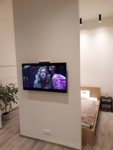 TV o dispositivi per l'intrattenimento presso Cosy Appartment - Heart of Prague