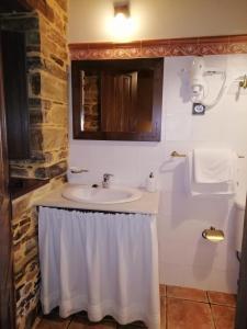 Un baño de Casa Do Cabo