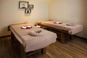 Spa and/or other wellness facilities at Queen Ann Nha Trang Hotel