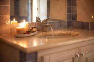 A bathroom at Villa del Golfo Lifestyle Resort