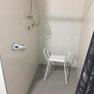 A bathroom at Altona Garden Retreat