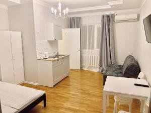 Кухня или мини-кухня в SP Apart