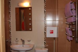 Ванная комната в Верхний Миз